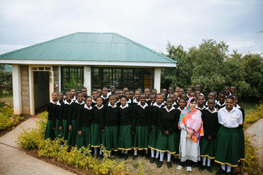 Achtergrondfoto – Malala