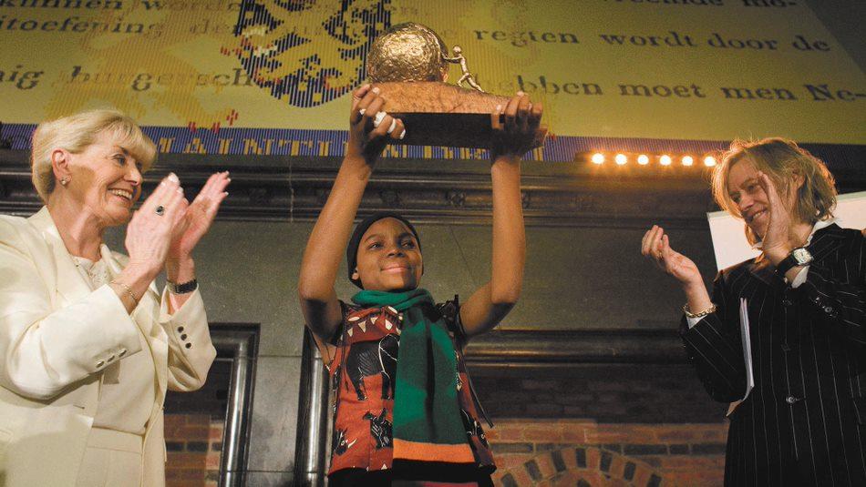 KVP Winnaar Thandiwe 2007