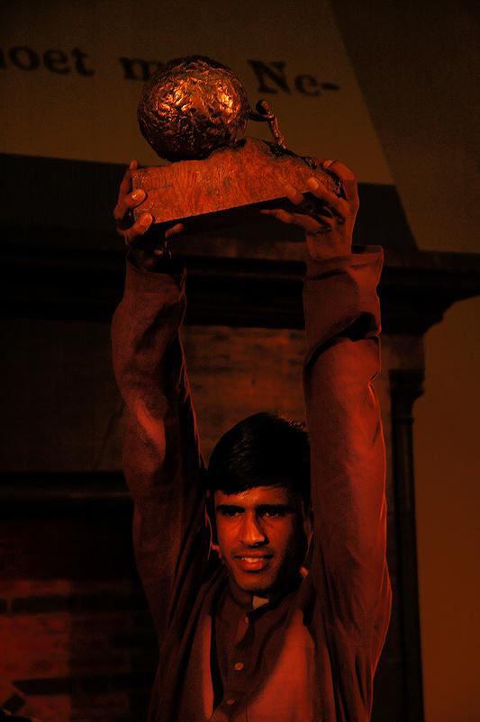 KG The winner Prakash Gurjar 3