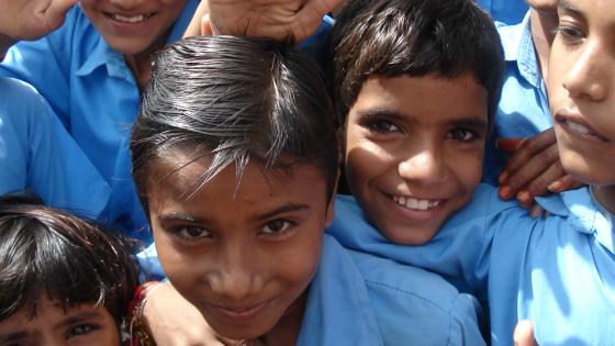 Children's rights – child participation
