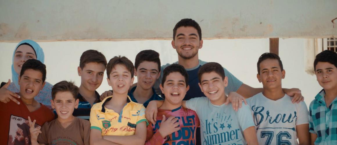 Children's rights – Refugee children