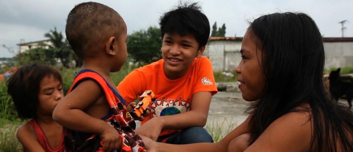 Children's rights – street children