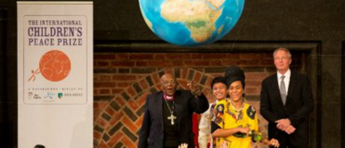 Advocacy – international children's peace price